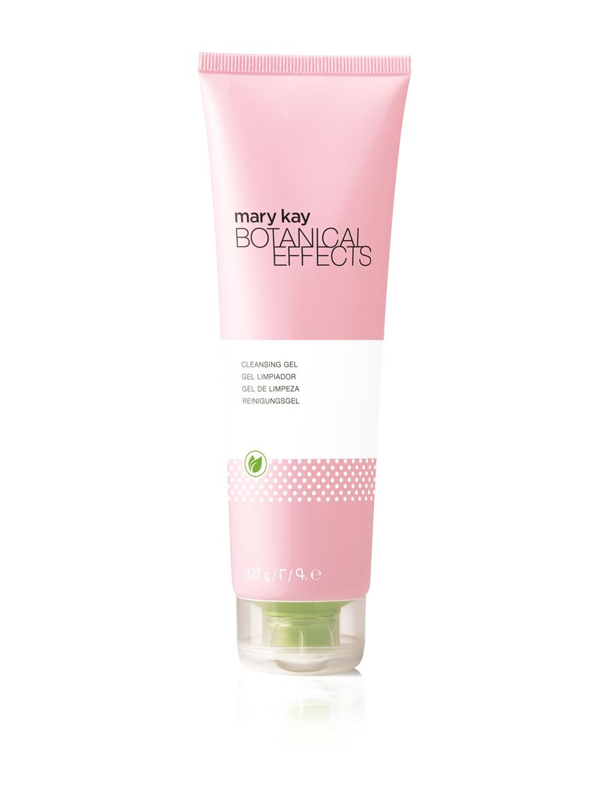 Botanical Effects Cleansing Gel Mary Kay Mineral Botanica Acne Care Toner Under 25