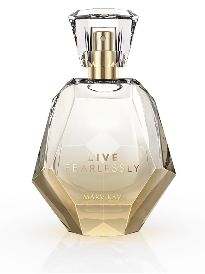 live fearlessly eau de parfum mary kay. Black Bedroom Furniture Sets. Home Design Ideas