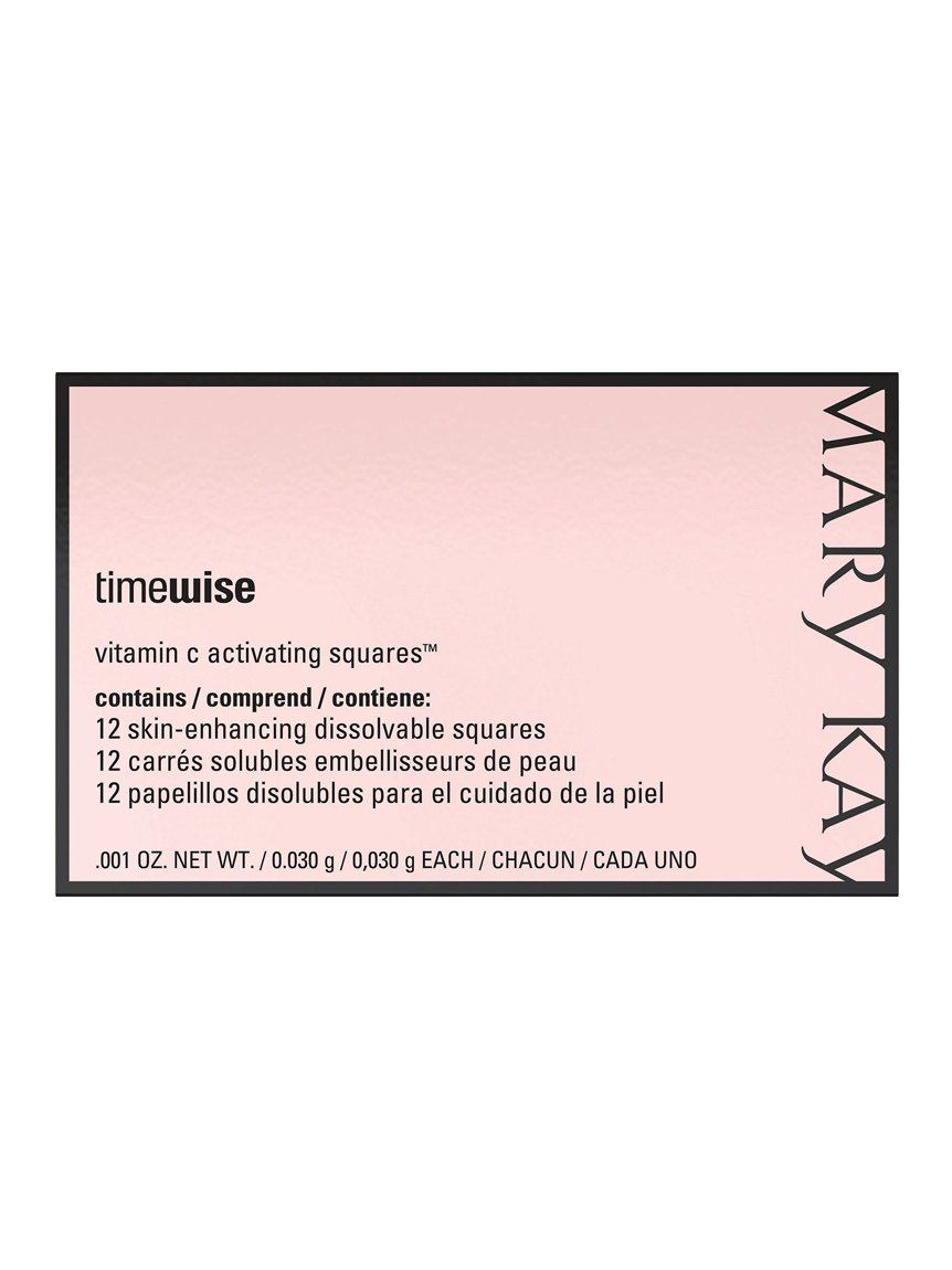 Timewise® Vitamin C Activating Squares | Mary Kay