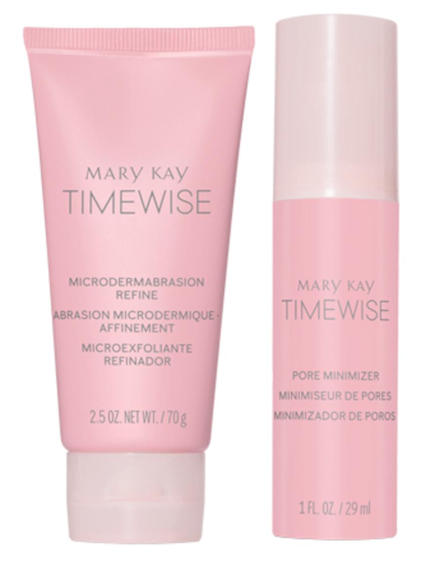 Set De Micro Dermoabrasion Plus Timewise